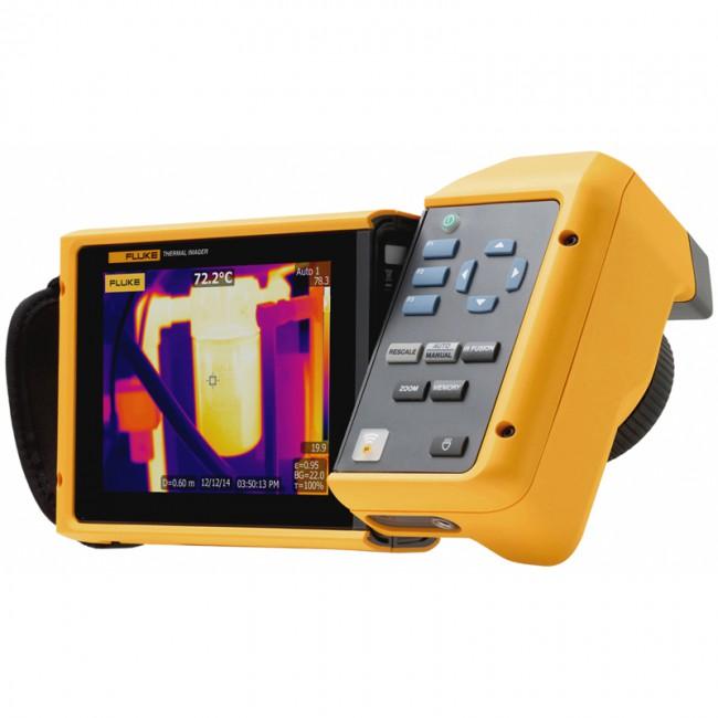 Промышленный тепловизор Fluke TIX520 9HZ/NFC  промышленный тепловизор fluke ti90 9hz
