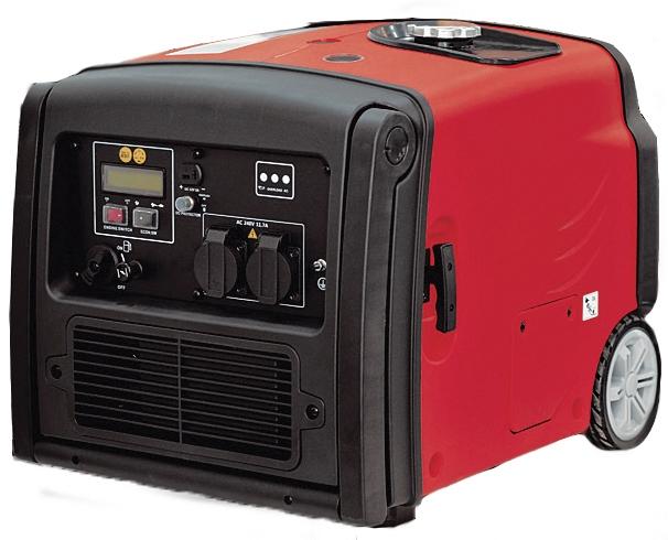 Инверторный генератор FUBAG TI 3200  инверторный генератор fubag ti 7000