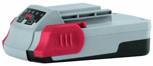 Аккумулятор Kress APF 180/2,1 / 18 V / 2,1 Ah Li-Ion  аккумулятор для дрели шуруповерта 144 afb 14 4 в 2 6 ач li ion kress
