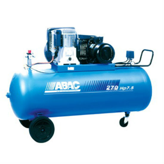 Подробнее о Компрессор ременной ABAC B6000/270 CT7,5 воздушный масляный компрессор с ременным приводом