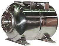 Гидроаккумулятор UNIPUMP 100л, (гор.), нерж. сталь, мембрана EPDM