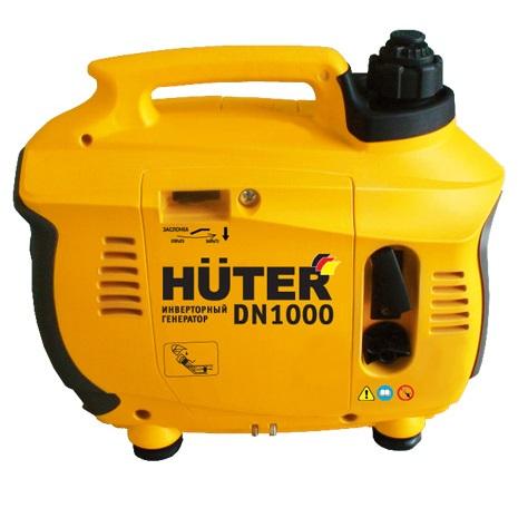 Инверторный генератор Huter DN1000 инверторный генератор huter dn1000