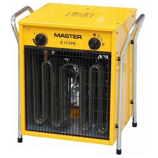 Тепловая электропушка Master B 15 EPB master b 15 epb