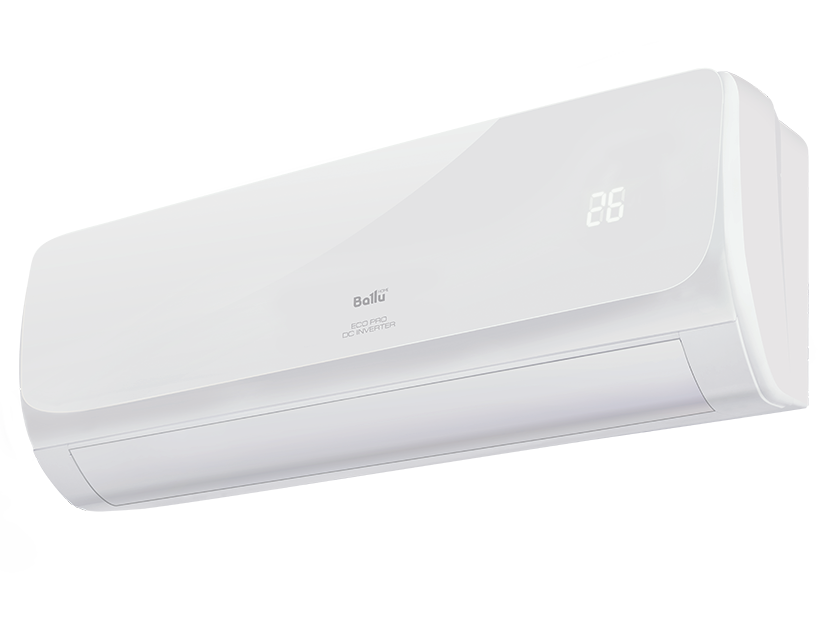 Инверторная сплит-система Ballu Eco Pro Dc-Inverter BSWI-12HN1/EP/15Y