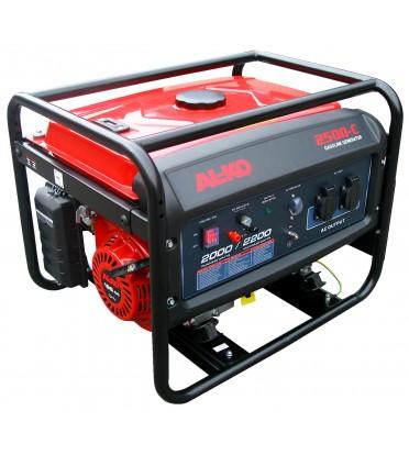 Подробнее о Генератор бензиновый AL-KO 2500-C генератор бензиновый al ko 2000i