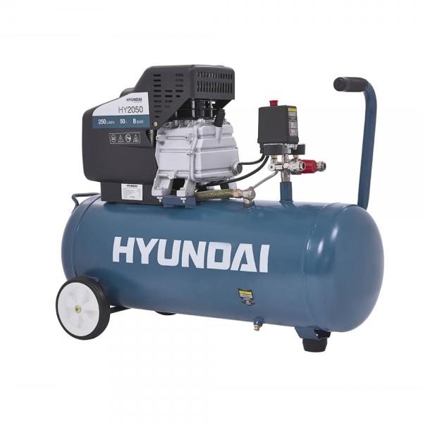 Компрессор поршневой Hyundai HY 2050  компрессор поршневой hyundai hy 2575