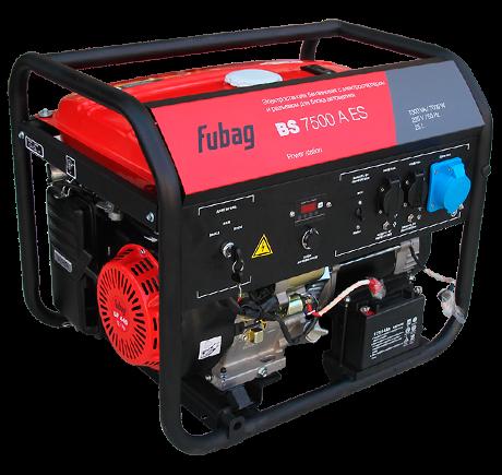 Fubag Startmaster Bs 7500 Блок Автоматики Инструкция