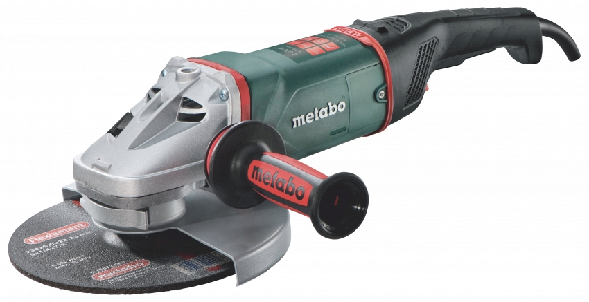 УШМ Metabo WEA 26-230 MVT Quick  угловая шлифмашина metabo w 26 230 mvt 606474000
