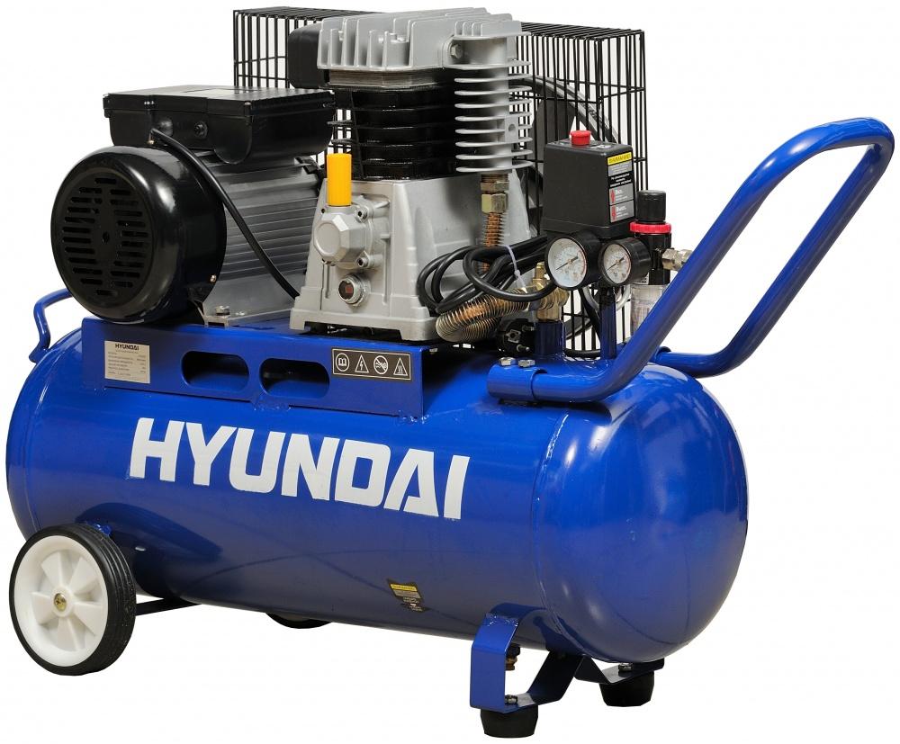 Компрессор поршневой Hyundai HY 2575  компрессор поршневой hyundai hy 2575