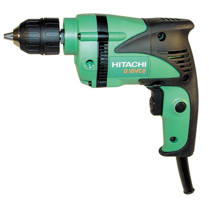 Hitachi D10VC2 электродрель