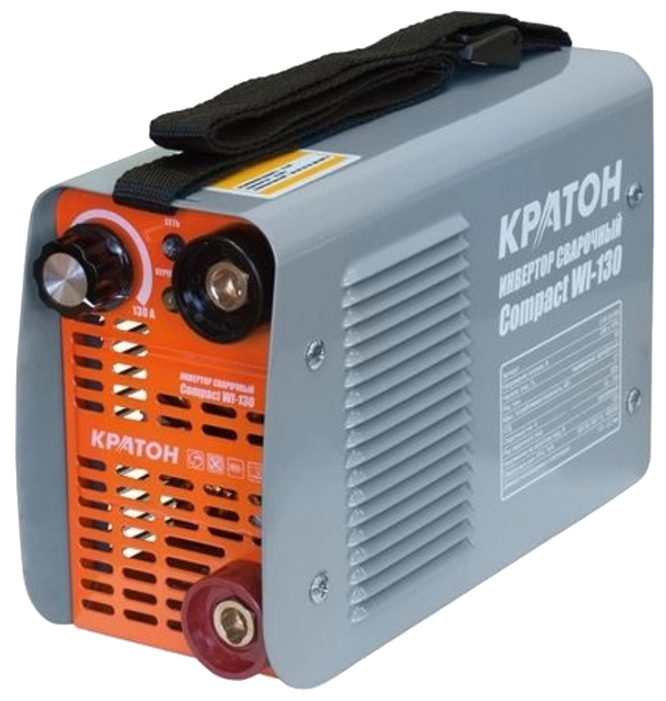 Сварочный инвертор Кратон Compact WI-130 кратон power wi 180