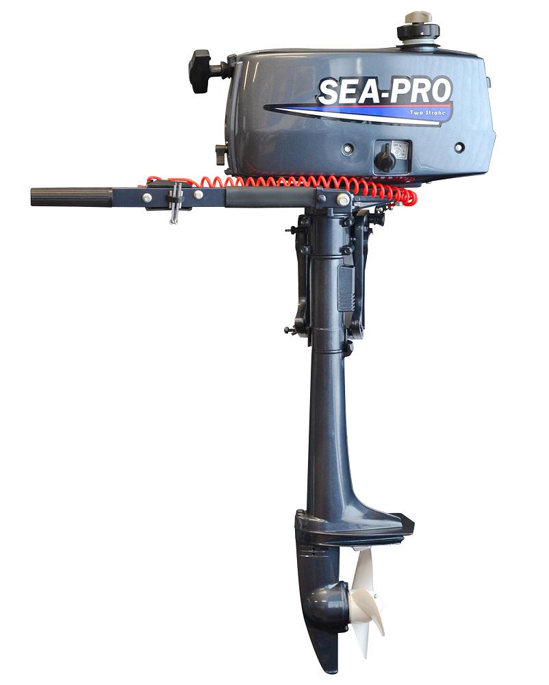 Лодочный мотор Sea-Pro T 2.5S подвесной лодочный мотор б у купить в петербурге