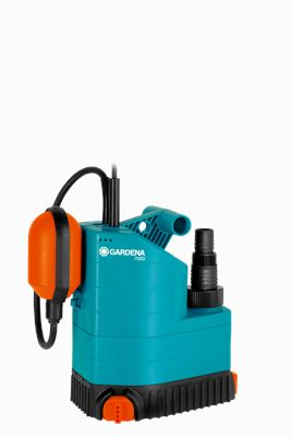 Дренажный насос Gardena 7000 Classic для чистой воды gardena 7000 classic 01780 20 000 00