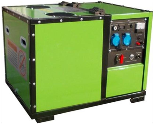 Газовый генератор Умница ГАЗ-5кВт-ЭС-АВТО авто в никополе газ бензин