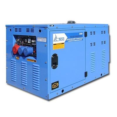 Дизельный генератор  ТСС SDG 10000ES  дизельный генератор трехфазный тсс sdg 5000eн3