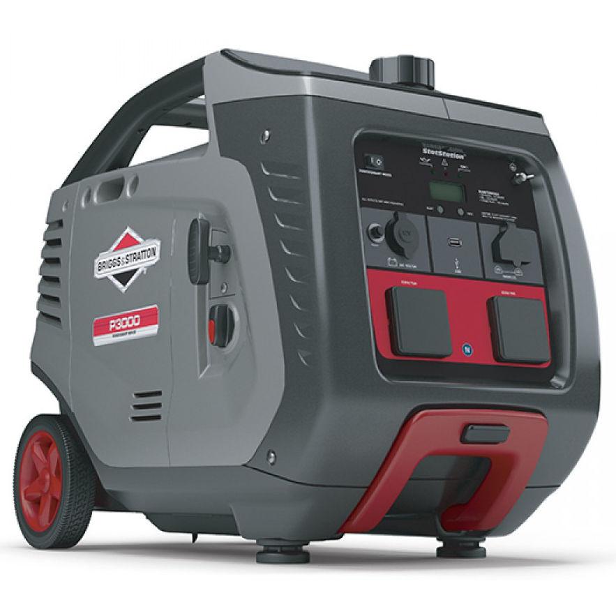 Генератор бензиновый Briggs&Stratton P 3000 Inverter  генератор бензиновый briggs