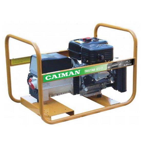 Подробнее о Генератор бензиновый Caiman Tristar 6510EX инверторный бензиновый генератор