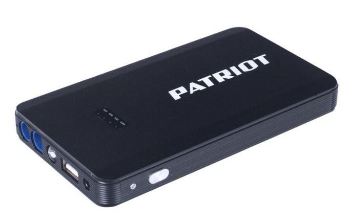 Пусковой многофункциональный аккумулятор PATRIOT MAGNUM  8  пусковой многофункциональный аккумулятор patriot magnum 14 650201614