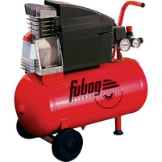 Компрессор поршневой Fubag F1-241/24 CM2 компрессор воздушный fubag fс 230 50 cm2