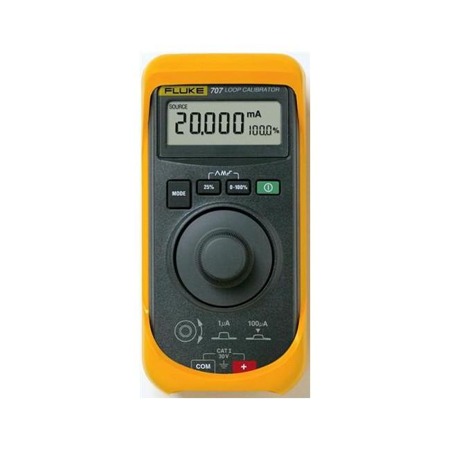 Калибратор токовой петли Fluke 707  калибратор токовой петли fluke 789 e