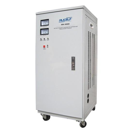 Стабилизатор RUCELF SDV- 30000