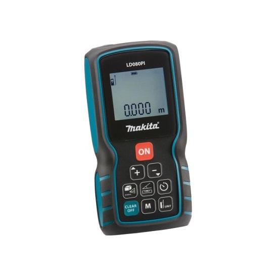 Подробнее о Дальномер Makita LD080PI makita ld100p лазерный дальномер black blue