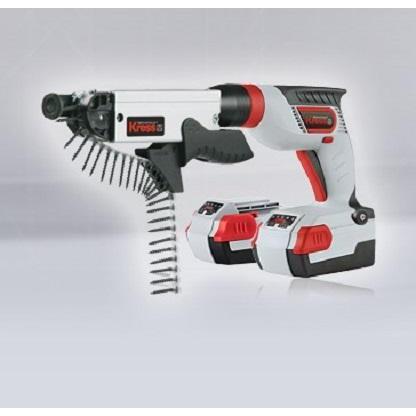 Аккумуляторный шуруповерт для сухих материалов Kress 180 ATBS 4,2 SMV  цены