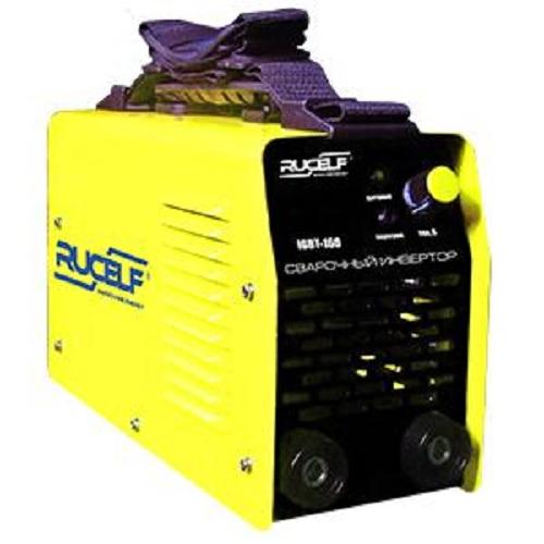 Сварочный инвертор RUCELF IGBT-160  сварочный инвертор rucelf igbt 160 00002052