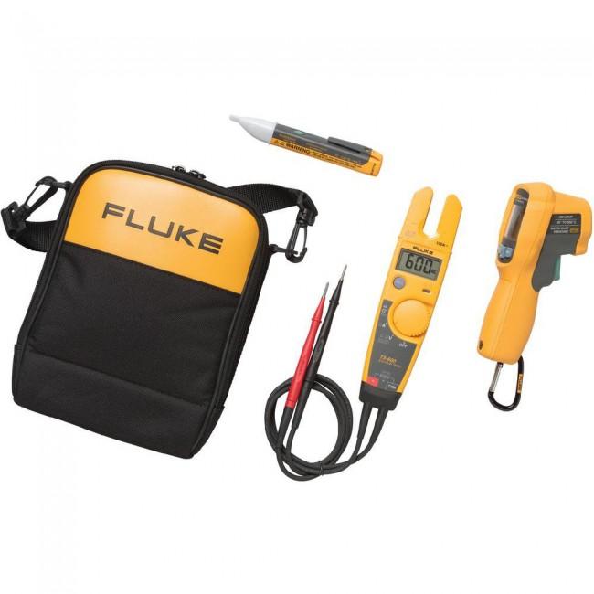Пробник и тестер напряжения Fluke T5-600-62MAX+1ACE  промышленный тестер пробник fluke t150