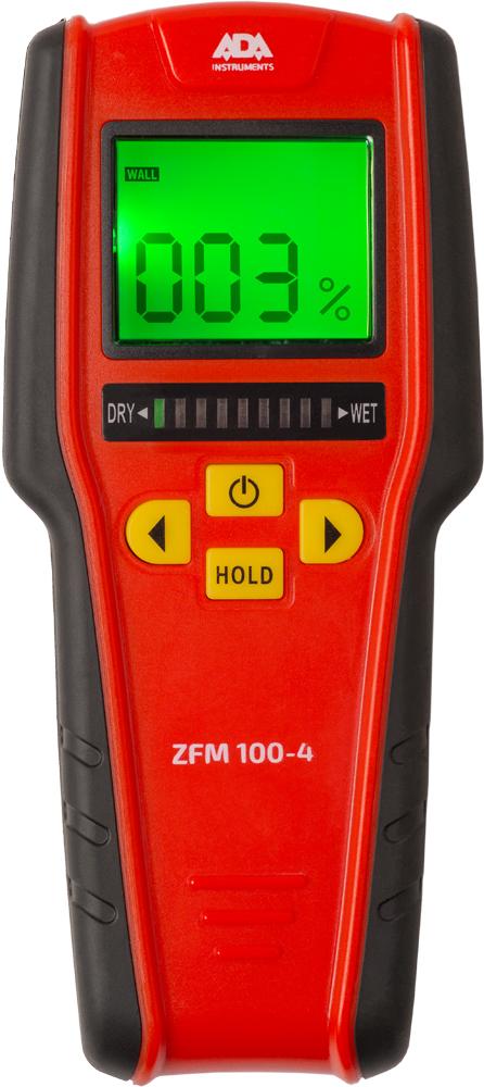 Измеритель влажности древесины и строительных материалов ADA ZFM 100-4