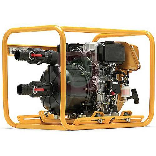 Мотопомпа Caiman P52EX  бетоносмеситель caiman s140hdpe