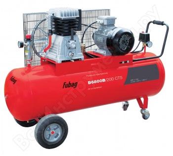 Компрессор поршневой Fubag B6800B/200 СТ5 fubag b5200b 200 ст4