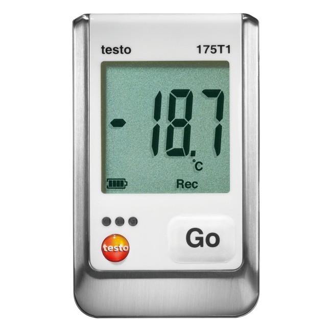 Логгер данных Testo 175 T1 (NTC)  минитермометр testo 905 t1