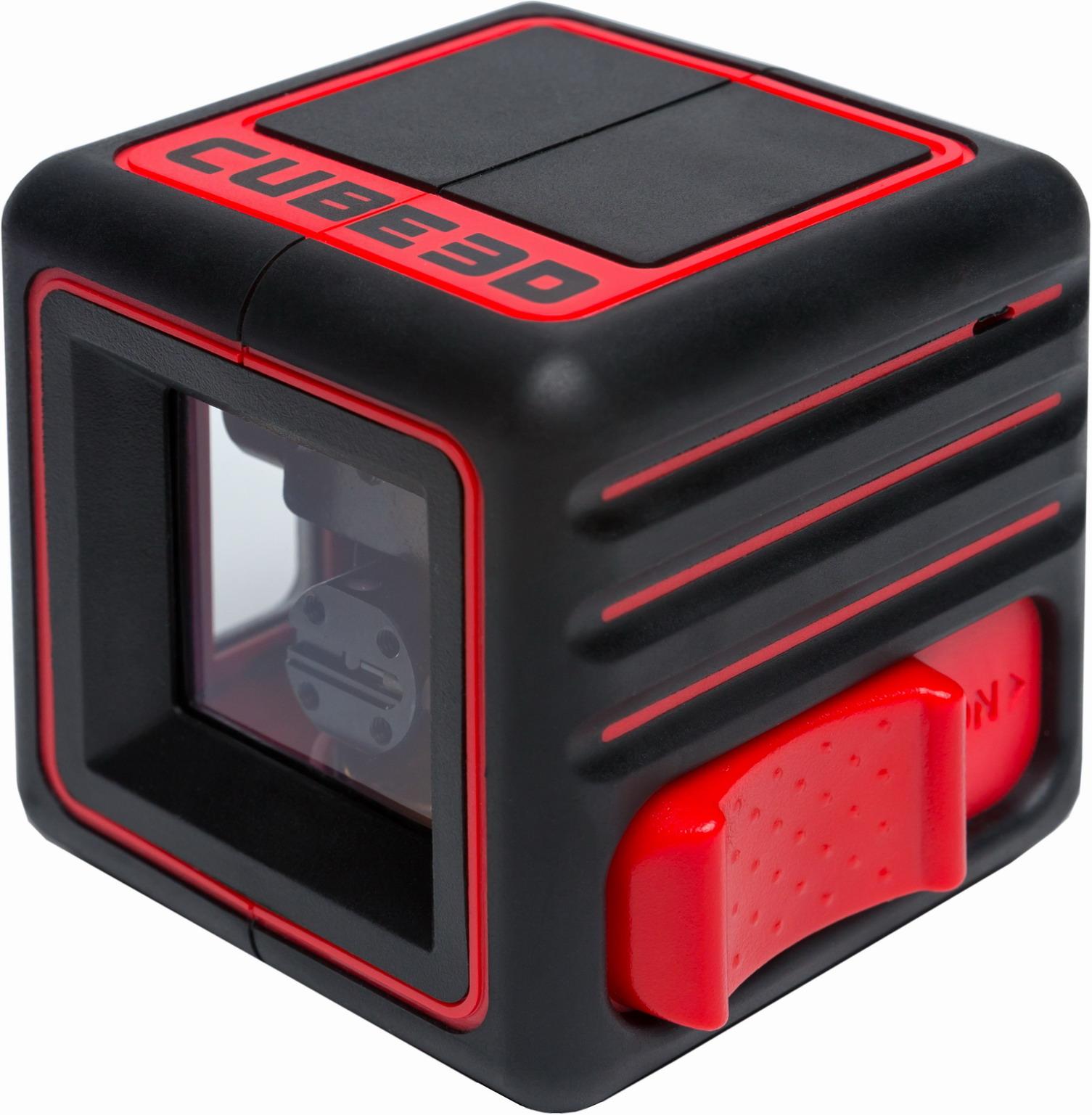 Лазерный нивелир ADA CUBE 3D BASIC EDITION лазерный нивелир ada cube 3d professional edition