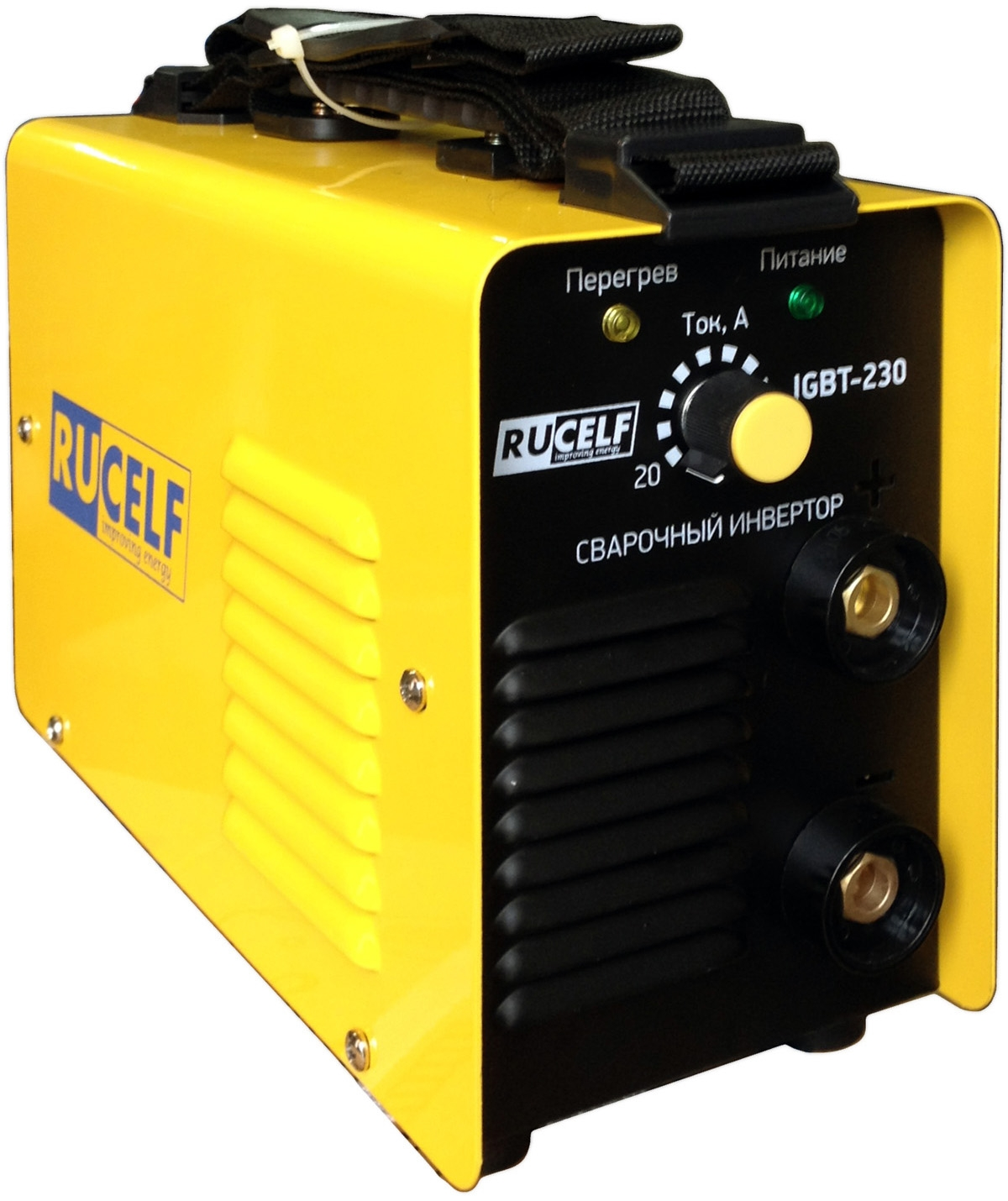Сварочный инвертор RUCELF IGBT-230  сварочный инвертор rucelf igbt 160 00002052