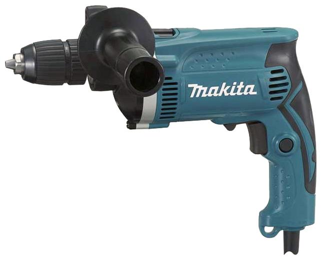 Дрель ударная Makita HP1631KX2  дрель ударная makita hp1631kx2