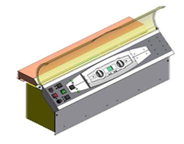Базовая панель управления «B3» для котлов De Dietrich GK 1  базовая панель управления b для котлов de dietrich fm 126