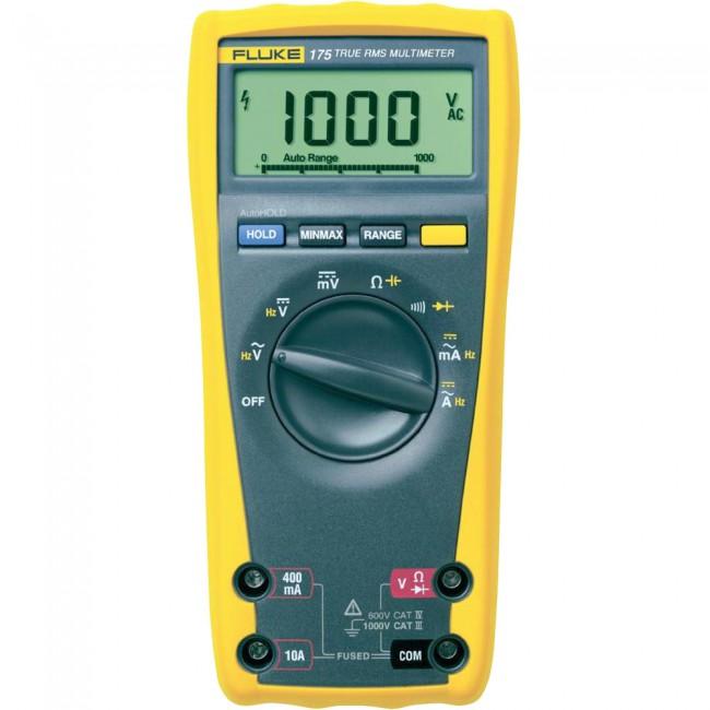 Мультиметр / вольтметр Fluke 175 EGFID