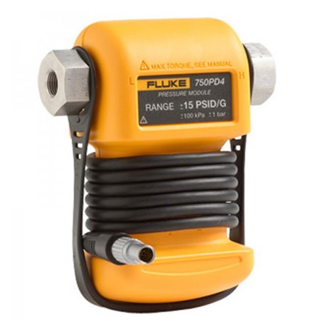 Калибратор давления Fluke 750PD4  калибратор датчиков давления fluke 717 1500g