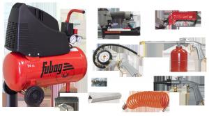 Подробнее о Компрессор поршневой Fubag GARDEN MASTER KIT + 9 (OL195/24 + 9 предметов) компрессор fubag house master kit 5