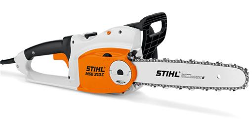 Электропила цепная STIHL MSE 210 C-BQ 16 электропила цепная stihl mse210 с bq 18 45см 3 8p 1 3 62зв