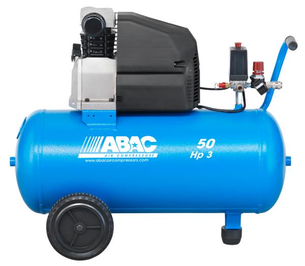Маcляный поршневой компрессор ABAC Montecarlo L30P  компрессор поршневой abac ws jobber gv 34 100