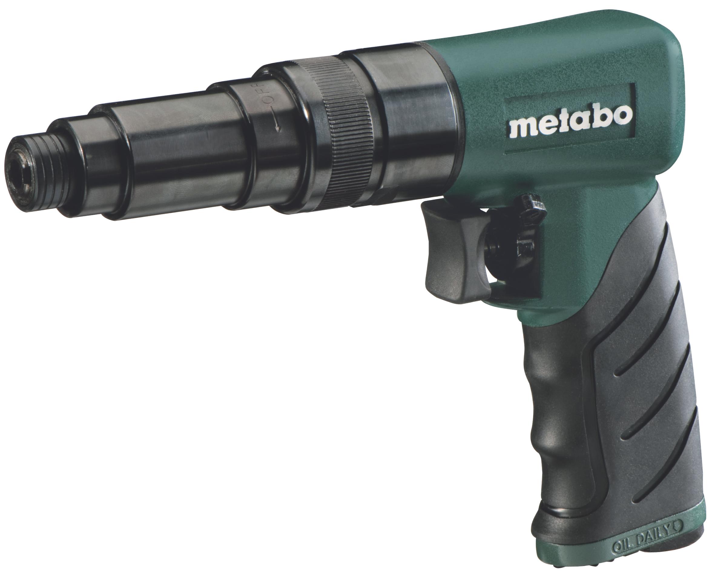 Подробнее о Пневматический гайковерт Metabo DS 14 пневматический гайковерт