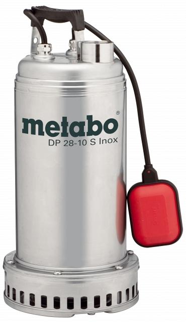 Дренажный насос Metabo DP 28-10 S Inox насос metabo tdp 7501 s 1000вт 0250750100