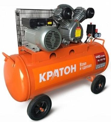 Поршневой компрессор КРАТОН AC-440-100-BDV  цены