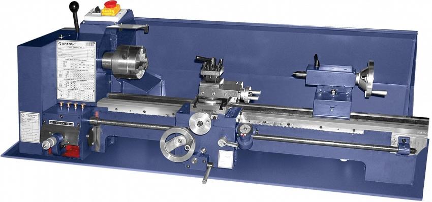 Токарный станок по металлу КРАТОН MML-03  токарный станок по металлу jet bd 6 50001010m