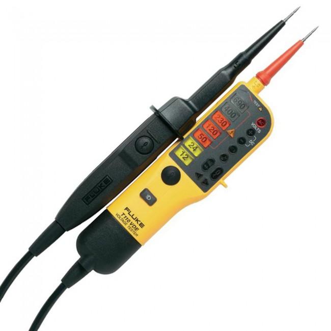 Пробник и тестер напряжения Fluke T110 VDE  промышленный тестер пробник fluke t150