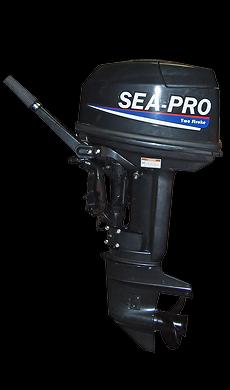 Лодочный мотор Sea-Pro T 25S подвесной лодочный мотор б у купить в петербурге