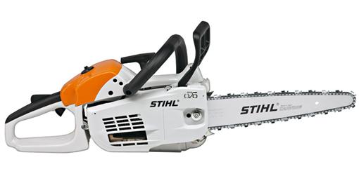 Подробнее о Бензопила Stihl MS 201 12'' Carving бензиновая цепная пила