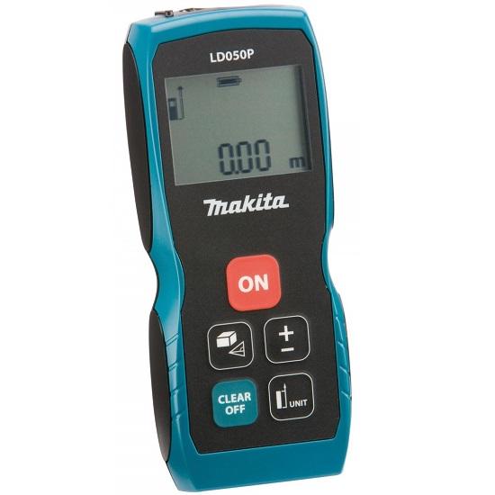 Подробнее о Дальномер Makita LD050P makita ld100p лазерный дальномер black blue